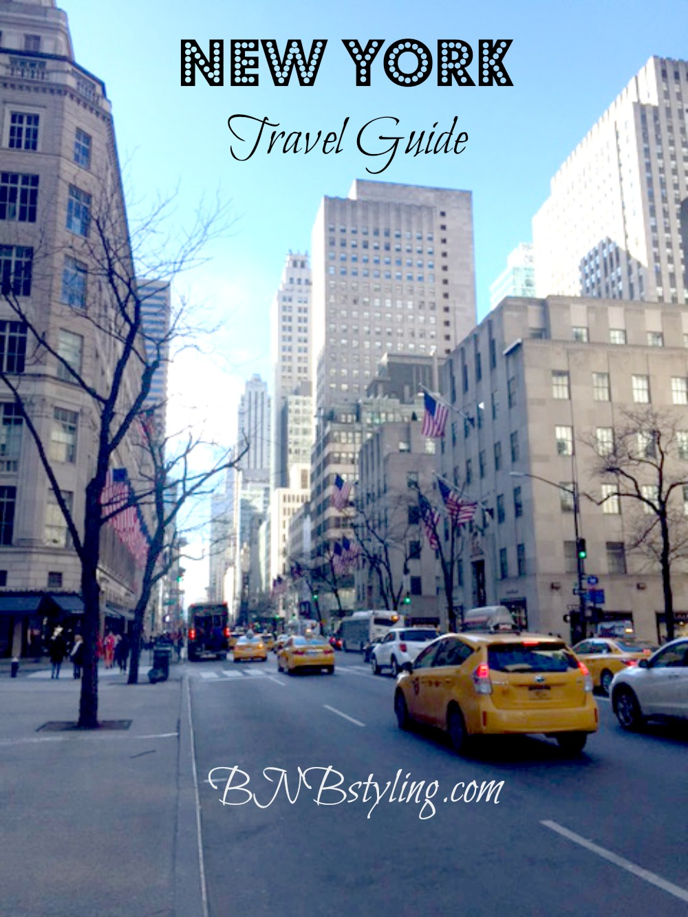 New york dating guide