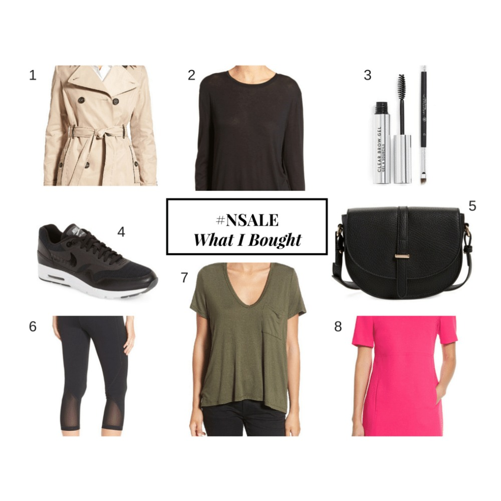 Nordstrom Anniversary Sale-What I bought