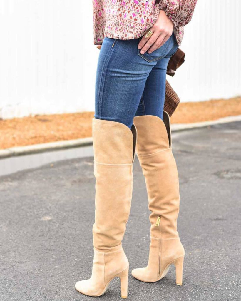 Happy first day of fall yall! Get outfit details herehellip