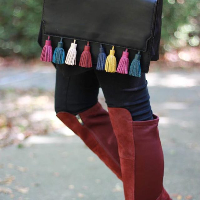 Dont put all of your tassels up yet on thehellip