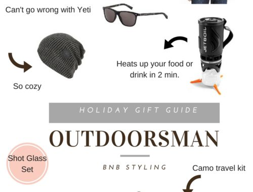 holiday gift guide outdoorsman