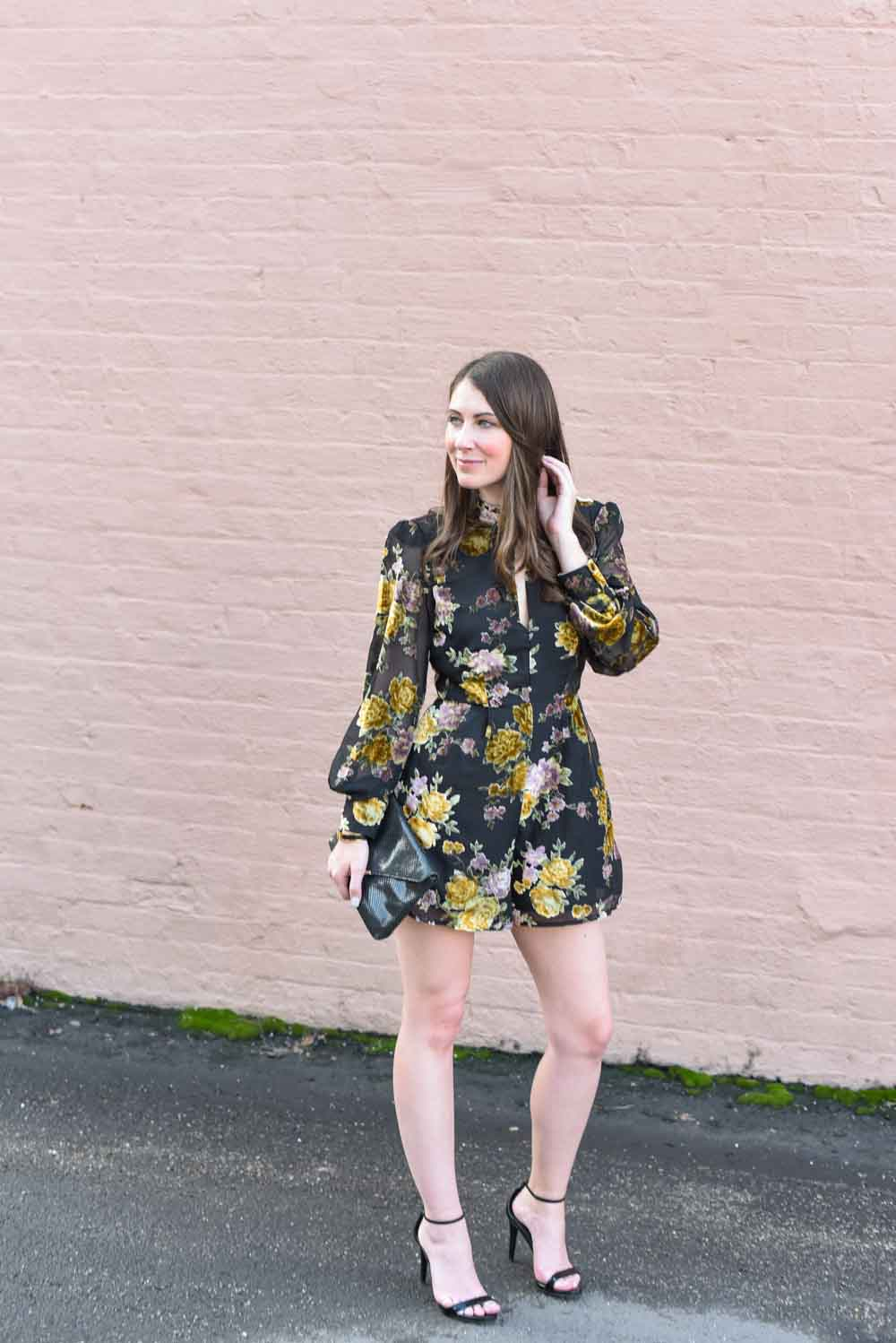 A dressy look to host Thanksgiving