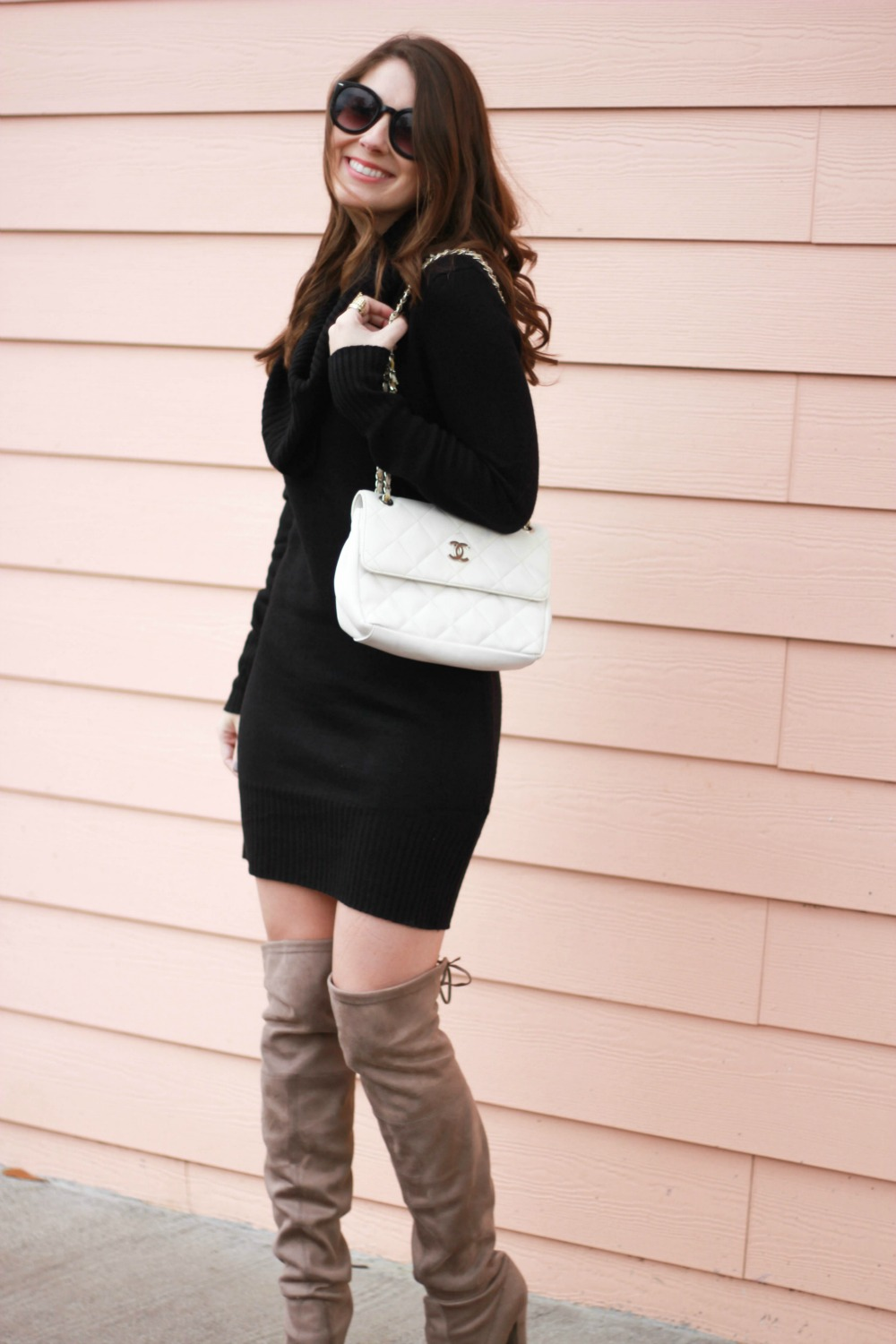 Sweater Dress - BNB styling