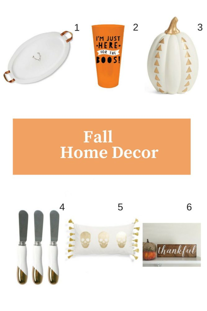 Fall home decor bnb styling for Fall home decor